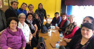 Yeşilce-Yeşilyurt Kadın Kolları Toplantısı
